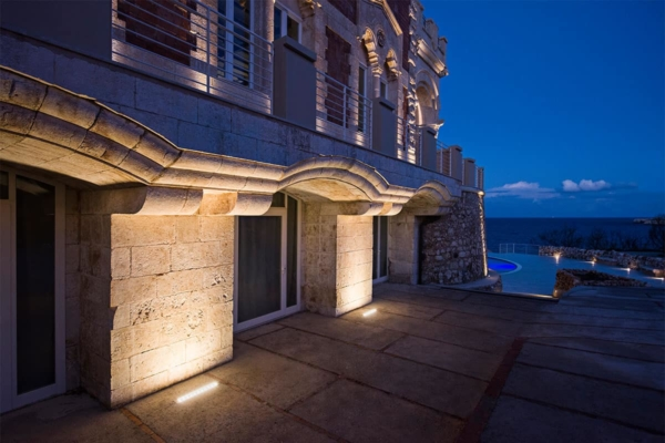 Making of Light - Come si fa la luce - Castello Tafuri - 1