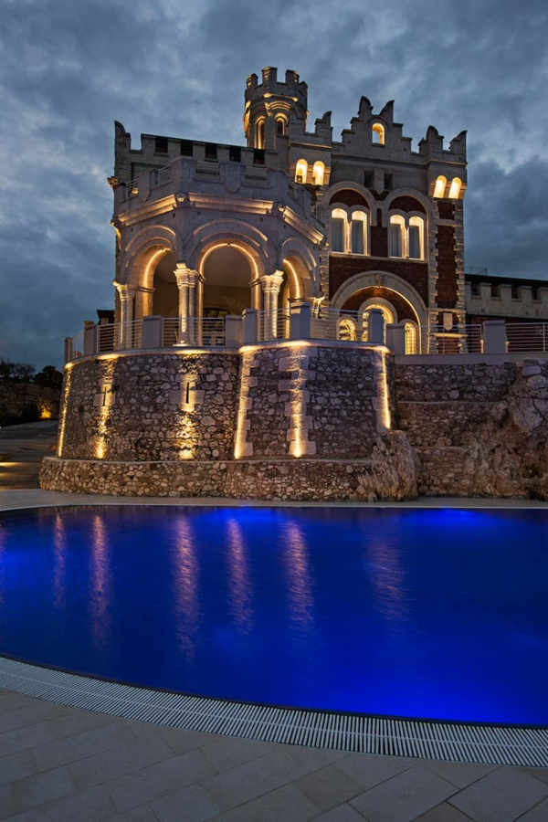Making of Light - Come si fa la luce - Castello Tafuri - 5