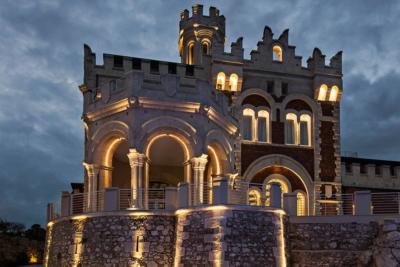 Making of Light - Come si fa la luce - Castello Tafuri - 6