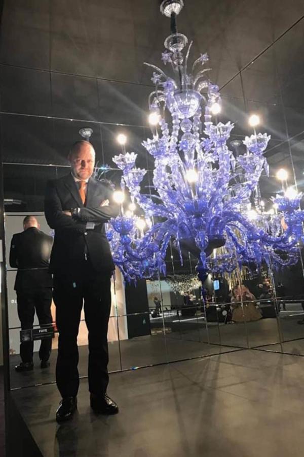 Making of Light - Come si fa la luce - Il senso di Enrico per il vetro -Faye Euroluce 2