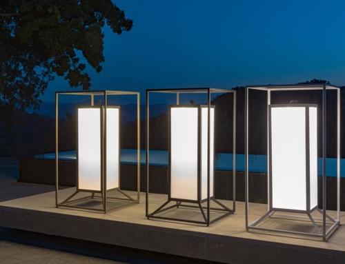 Lampade outdoor, le novità di Talenti