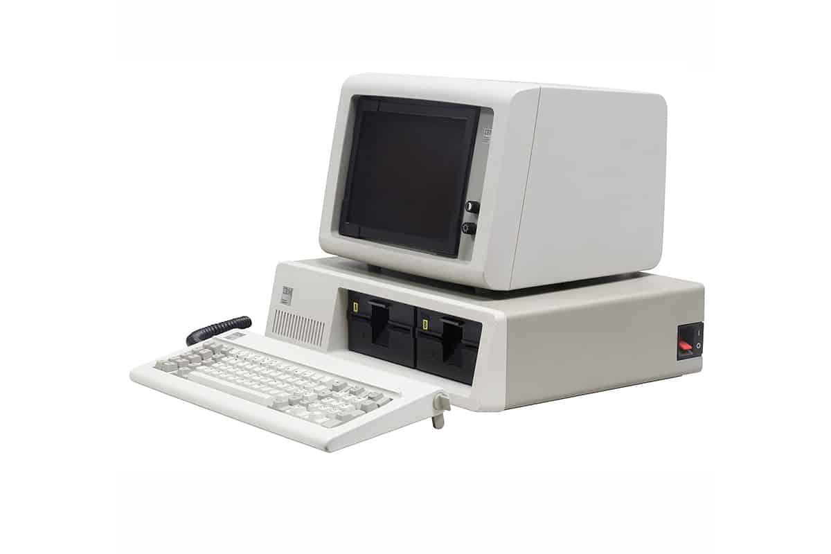 Making of Light - Come si fa la luce - Compasso d'Oro 1981 - 02_IBM_5150