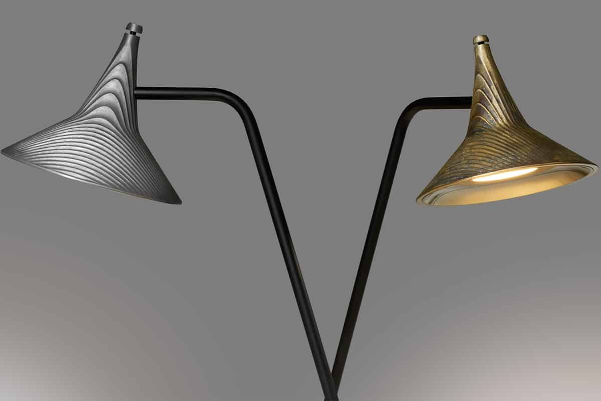 Making of Light - Sei pezzi facili - G3_artemide unterlinden 2