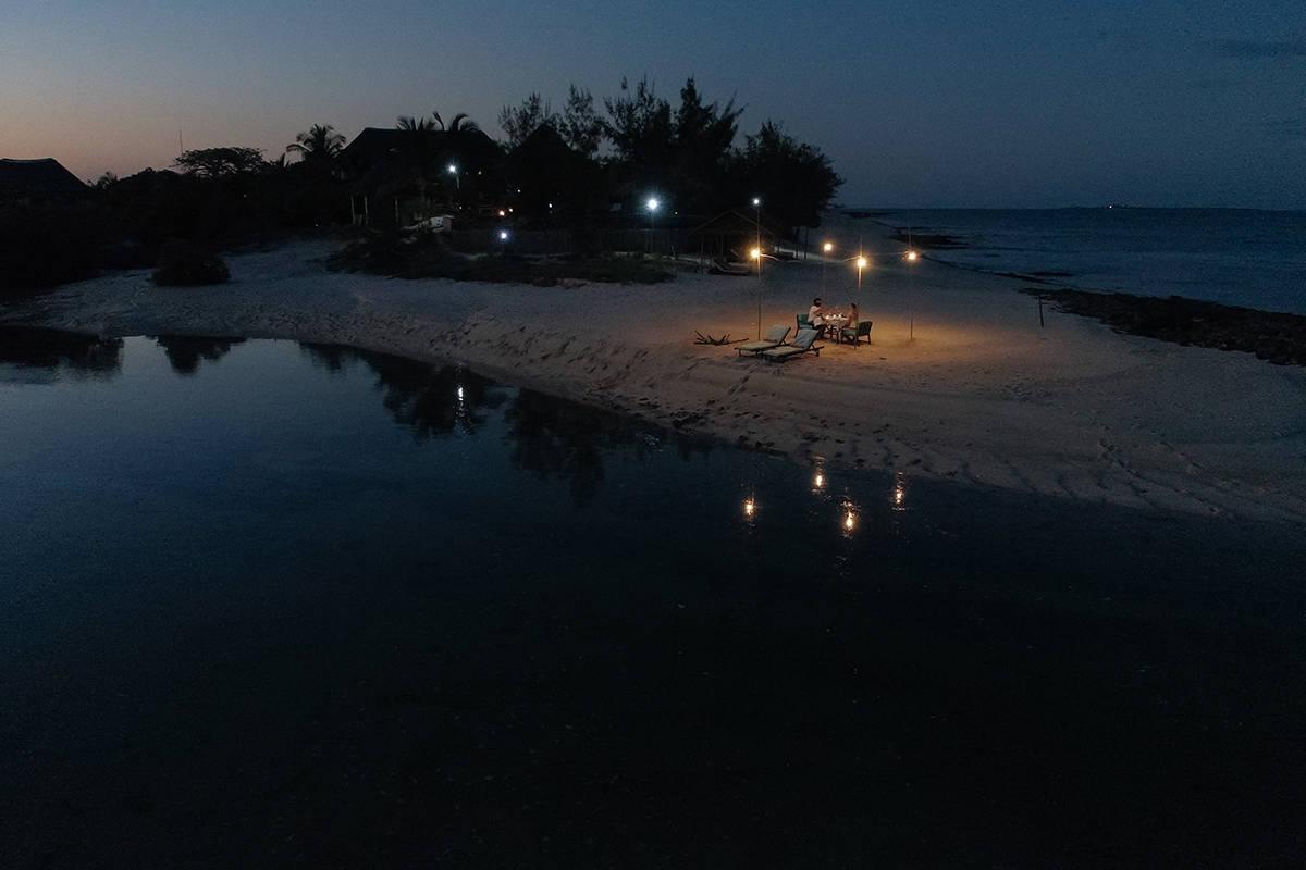 Making of Light - Illuminazione e turismo responsabile - COVER Romantic Dinner 1