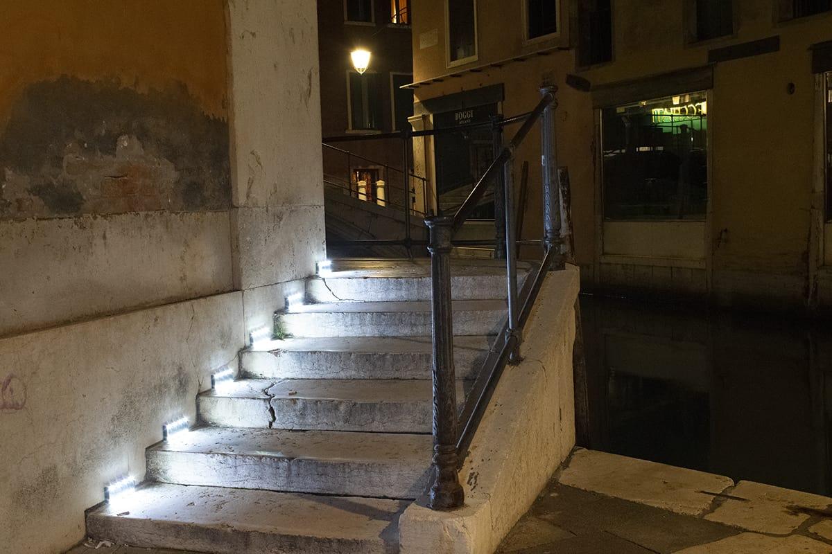 Making of Light - Illuminazione e turismo responsabile - Venezia 03
