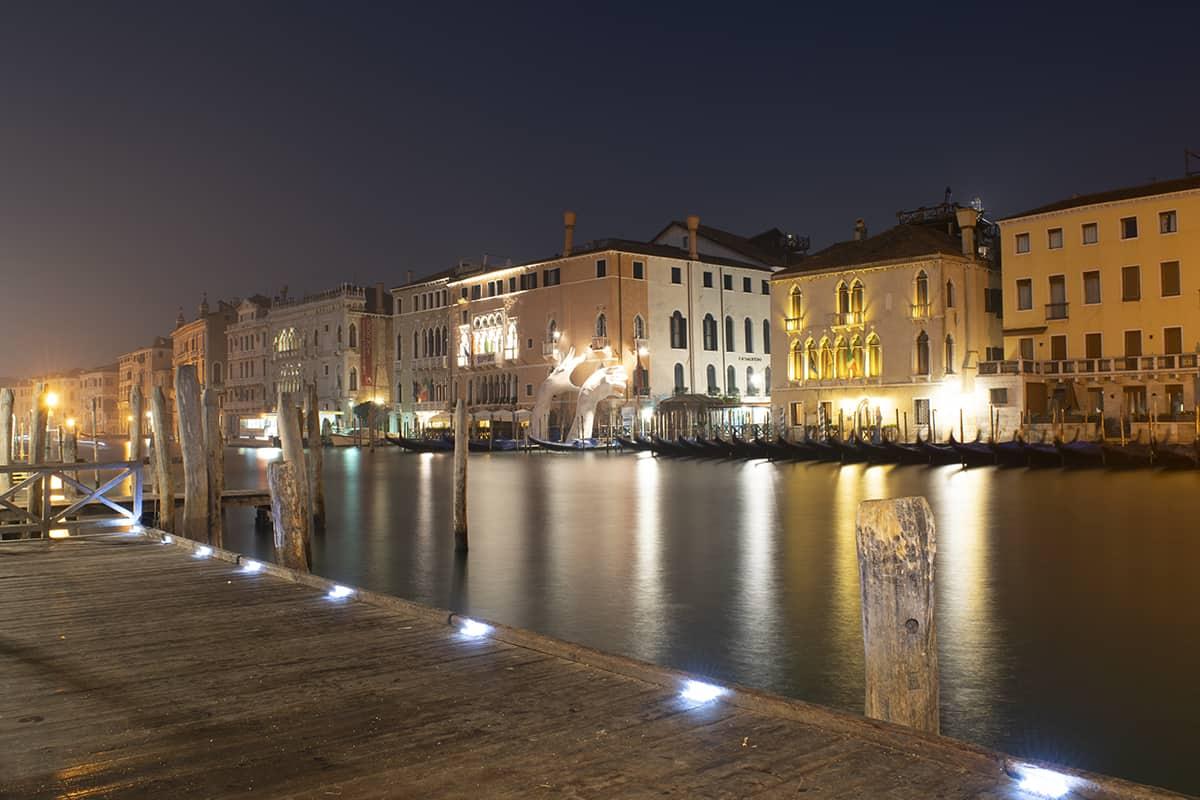 Making of Light - Illuminazione e turismo responsabile - Venezia 04
