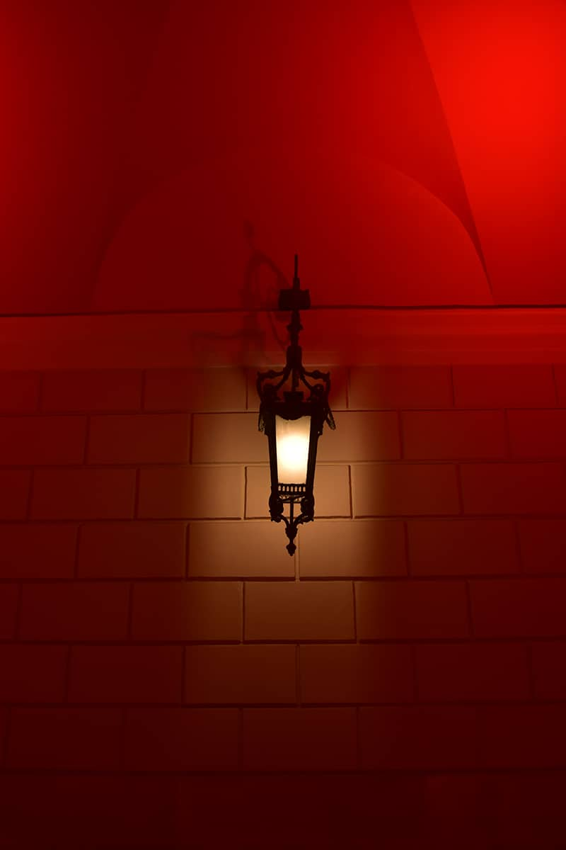 Making of Light - Luce rossa luce blu - 10