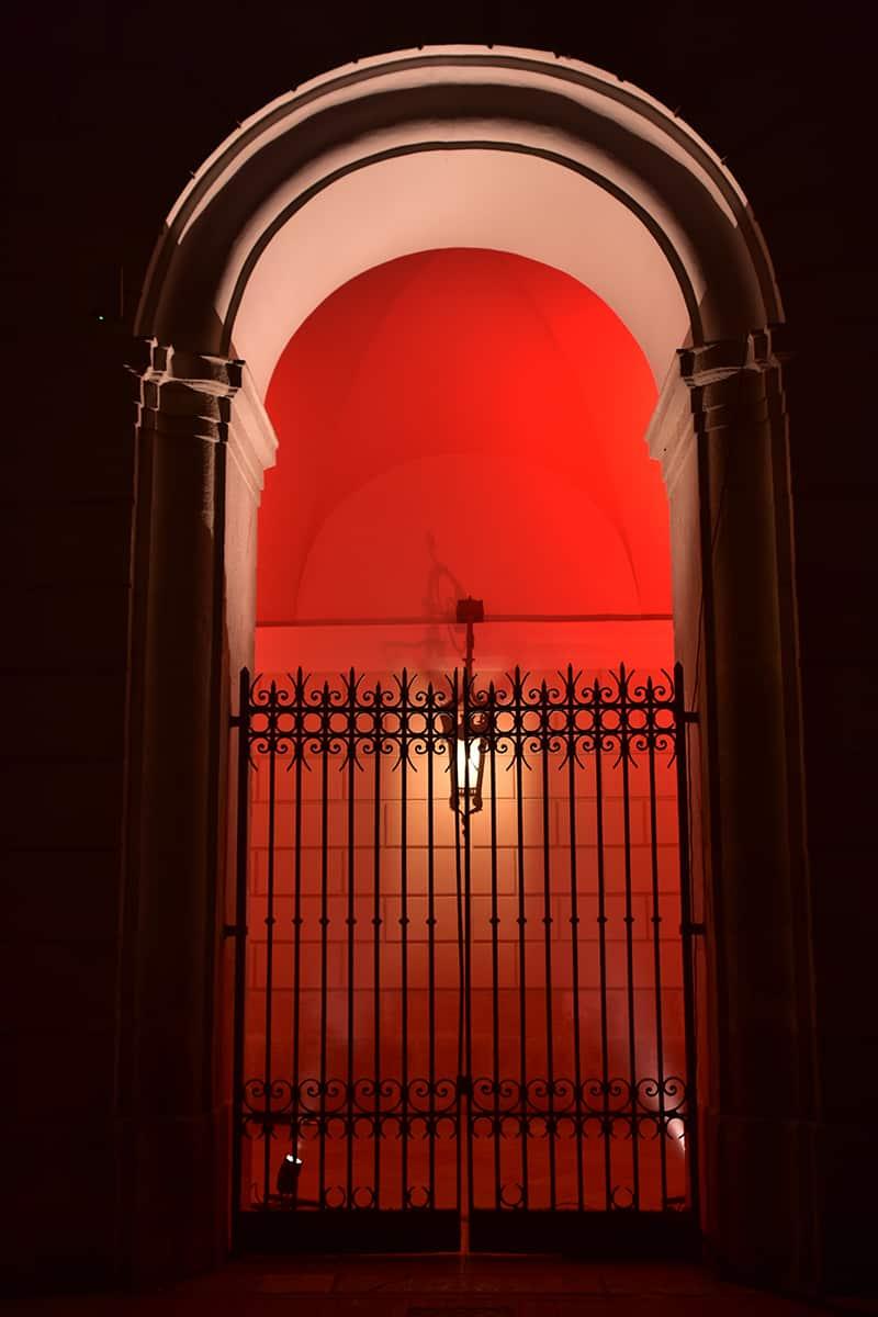 Making of Light - Luce rossa luce blu - 9
