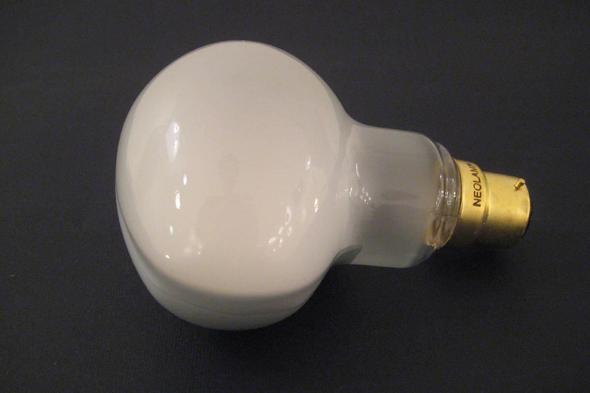 Making of Light - Settantacinque anni d'innovazione - 02_1954 BULB CORNALUX