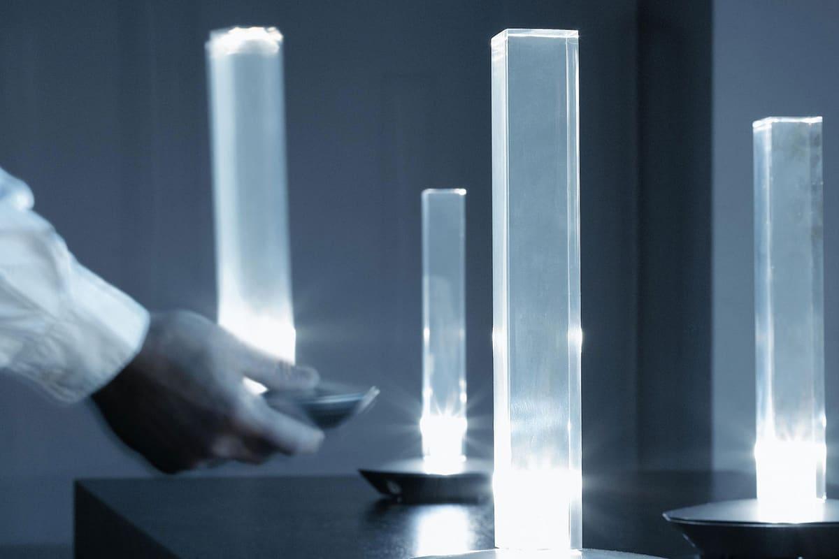 Making of Light - Settantacinque anni d'innovazione - 05_cand-led marco romanelli
