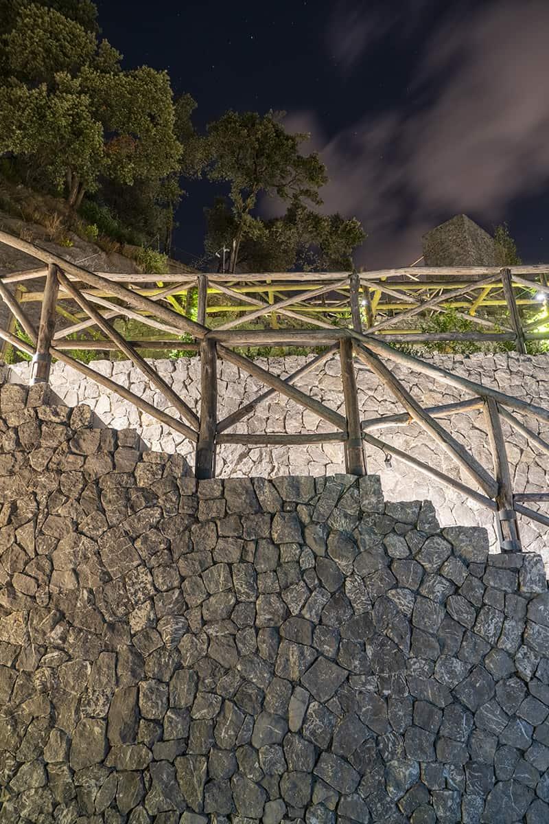 Making of Light - La luce fa rinascere la costa del Fuenti - i_giardini_del_fuenti_11°_scatto