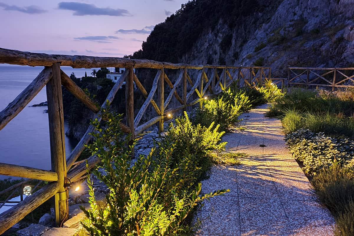 Making of Light - La luce fa rinascere la costa del Fuenti - i_giardini_del_fuenti_14°_scatto