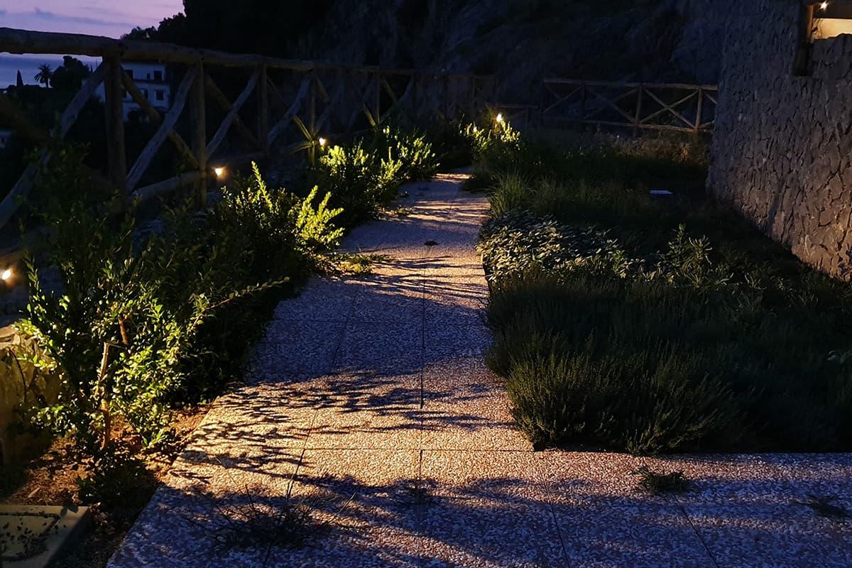 Making of Light - La luce fa rinascere la costa del Fuenti - i_giardini_del_fuenti_14A_scatto