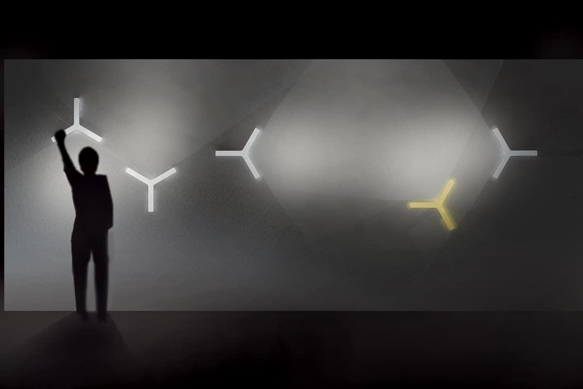 Making of Light - Paolo Demo - 03_Olev-Laypsilon-Applique 01