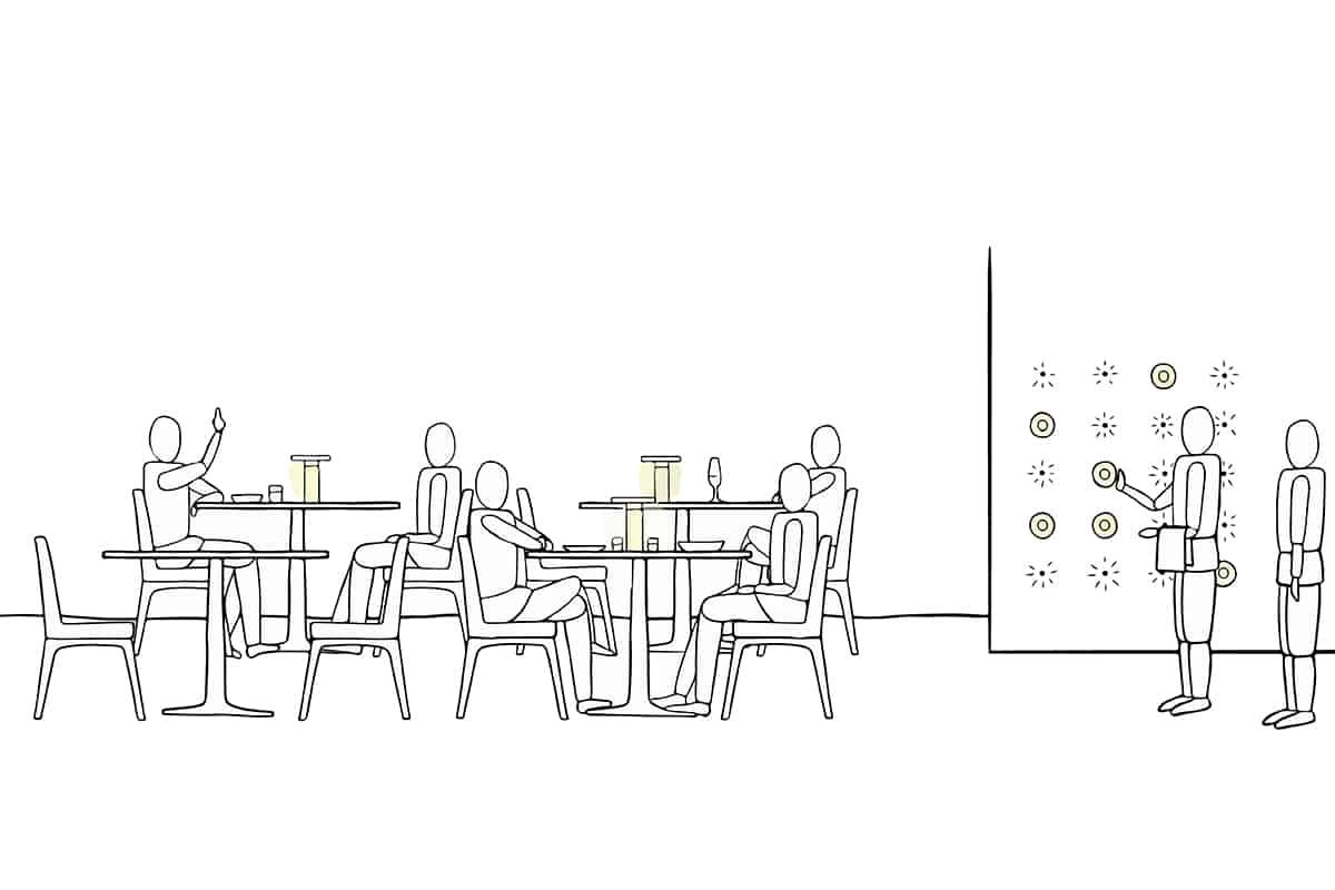 Making of Light - Suro o la libertà assoluta - 03A_ambiente ristorante