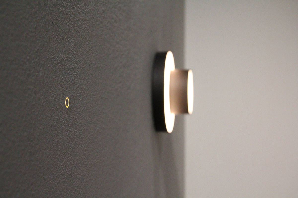 Making of Light - Suro o la libertà assoluta - 05_suro parete