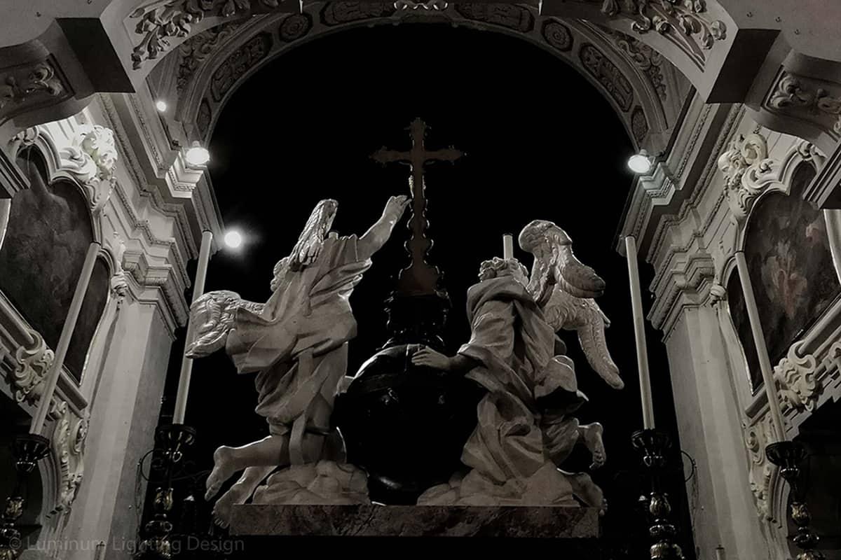 05 Making Of Light Illuminare è Dare Nuovi Valori Chiesa Di San Giovanni