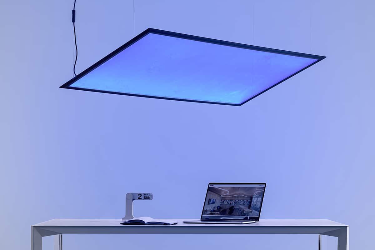 01 Making Of Light Artemide E Il Benessere Della Luce Integralis Discovery 01