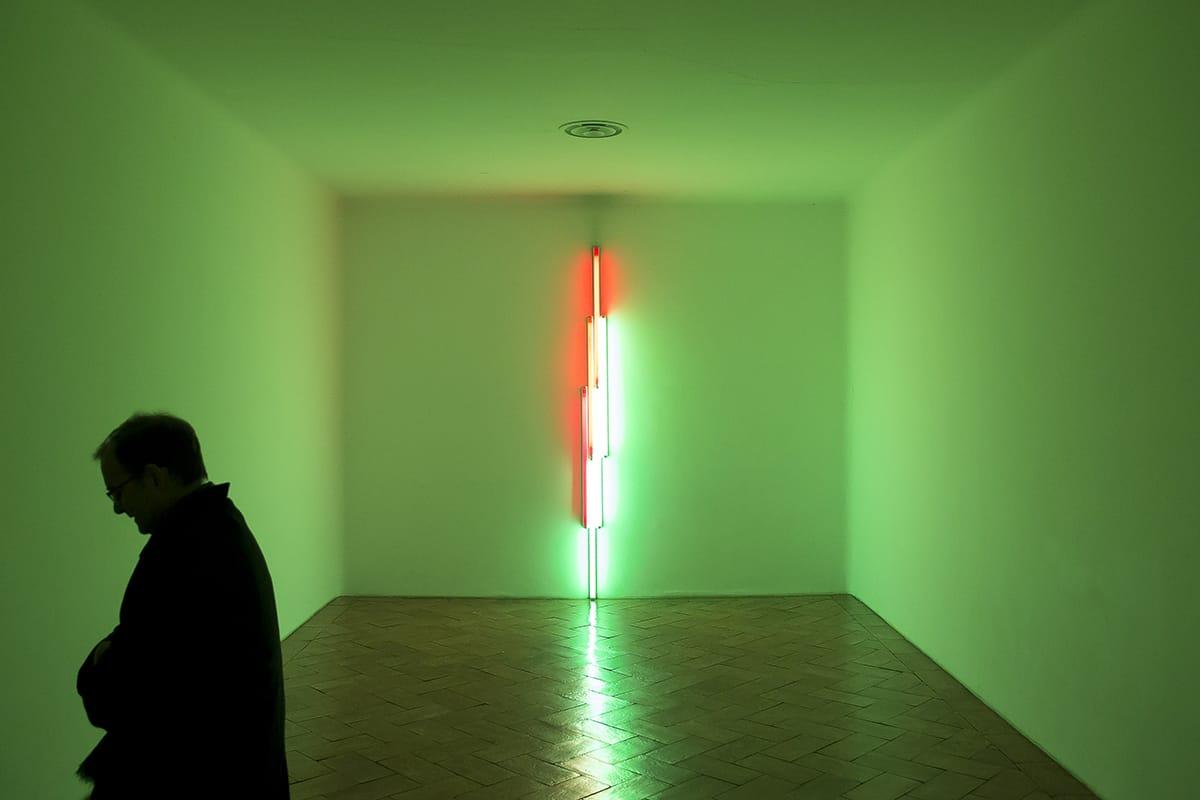 02 Making Of Light Dialogare Con L'architettura Varese 2018 Villa Panza