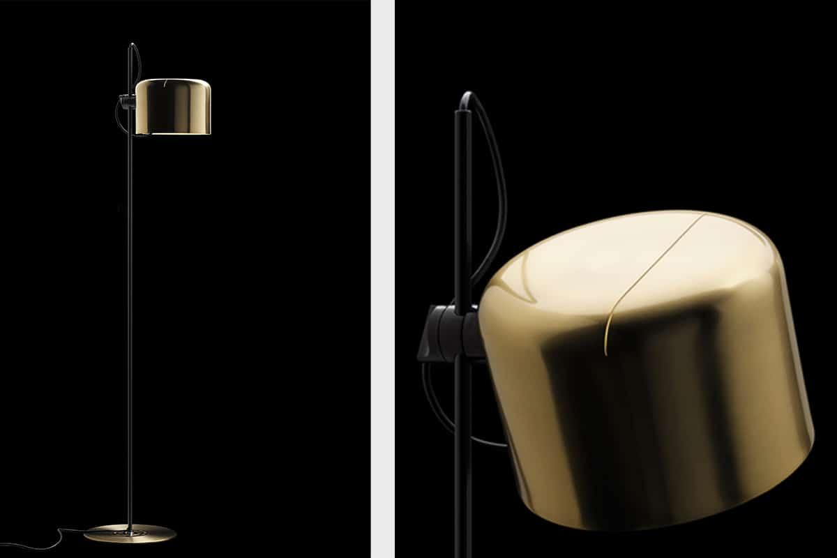 03 Making Of Light L'oro Di Oluce Coupè Gold Design Joe Colombo Ph Alessandro Gaia