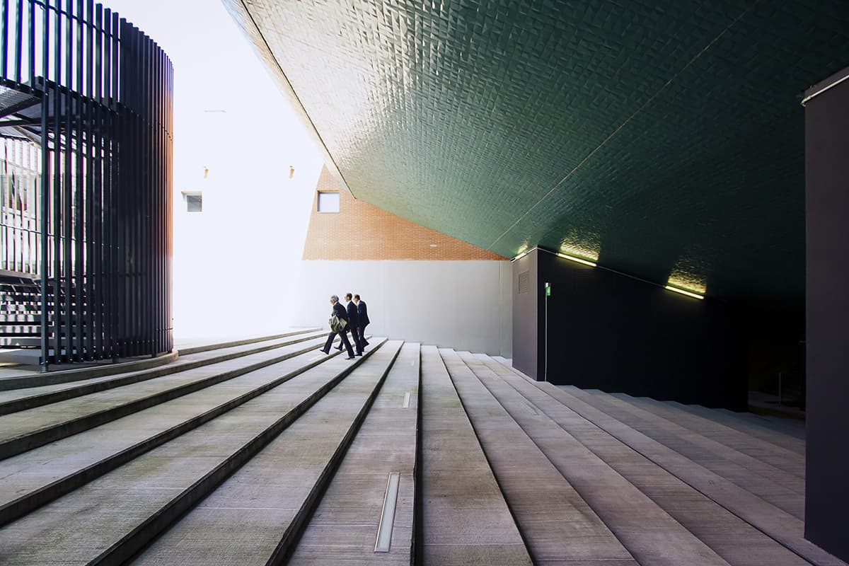 06 Making Of Light Dialogare Con L'architettura Milano 2015 Iulm Atelier(s) Alfonso Femia