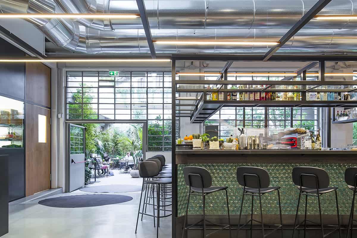 Making Of Light Dialogare Con L'architettura Milano 2018 Tenoha Park Associati