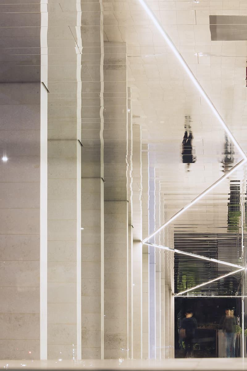 Making Of Light Dialogare Con L'architettura Milano 2019 The Corner Atelier(s) Alfonso Femia