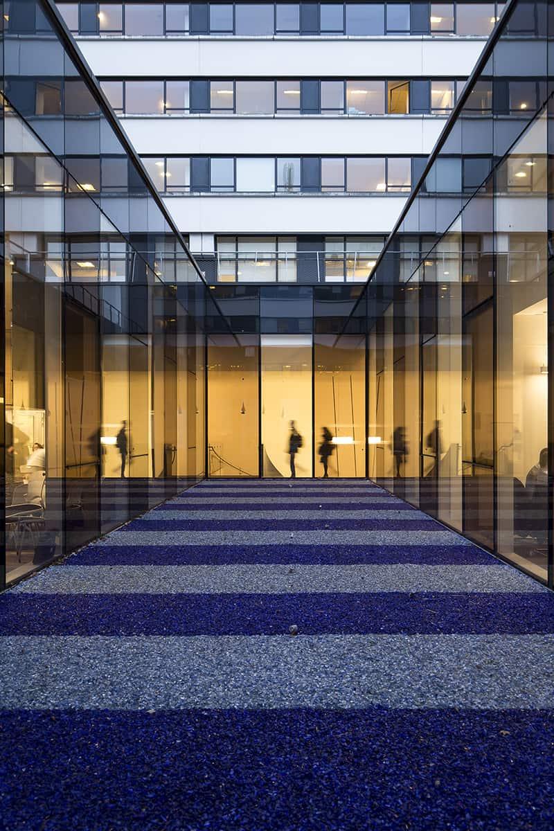 Making Of Light Dialogare Con L'architettura Parigi 2018 Le Poste Atelier(s) Alfonso Femia