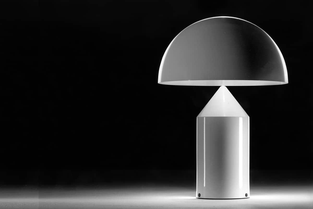 Making Of Light Oluce E 100 Anni Di Vico Atollo 2