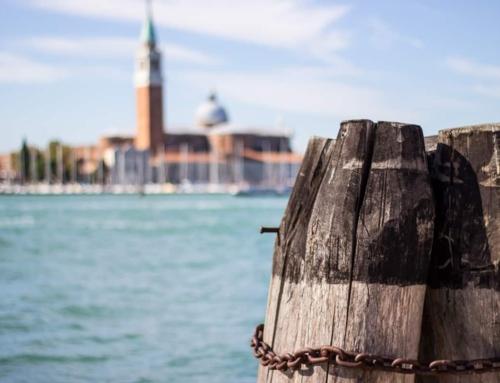 Legno e luce sociale a Venezia