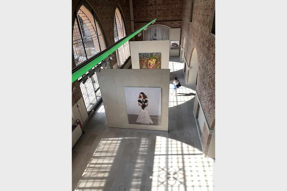 004 Making Of Light Luce Mutante Al Part Sala Piano Terra Podestà Dalla Scala Interna @studiopasetti