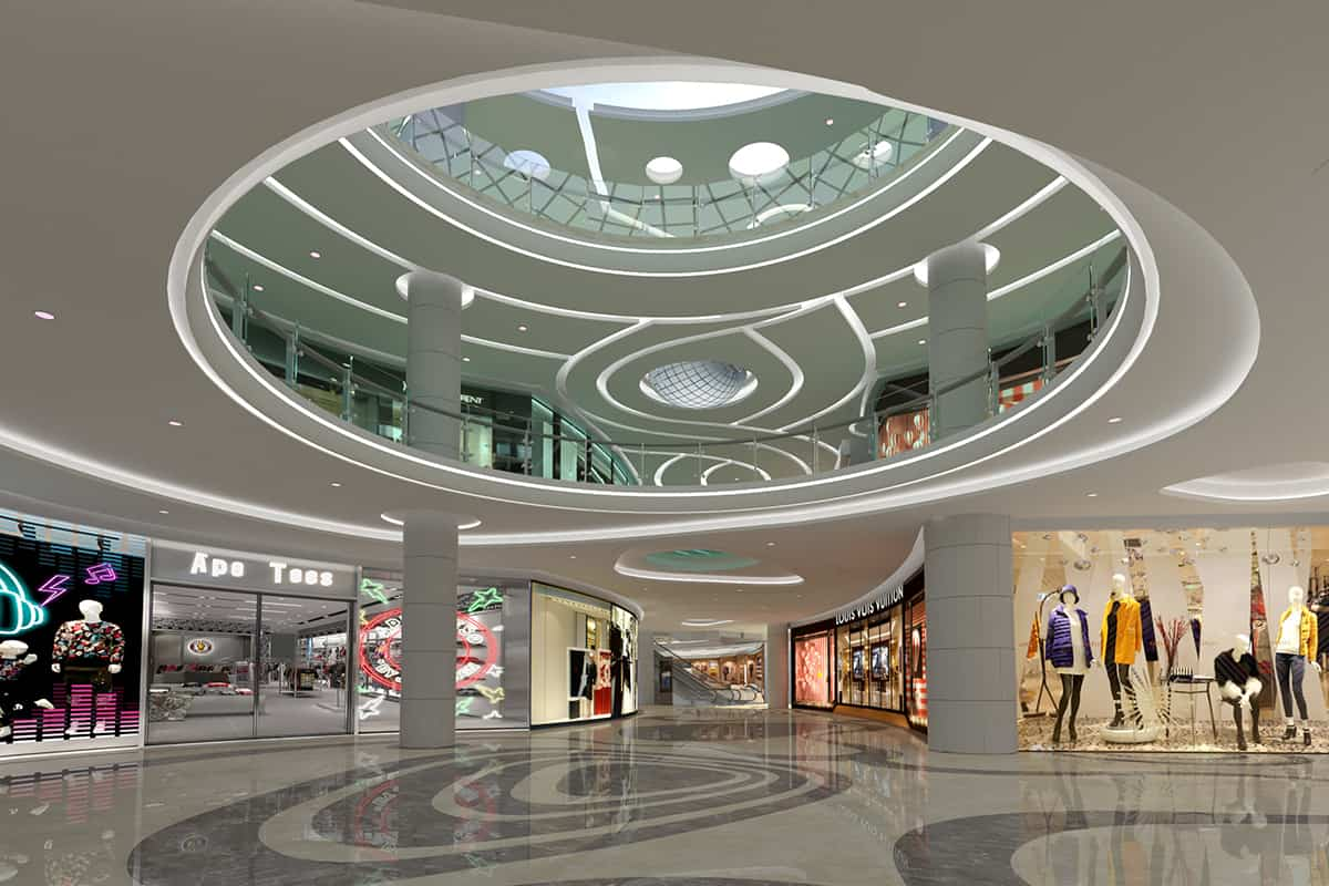 05 Making Of Light Il Benessere Passa Dalla Luce Mall Day