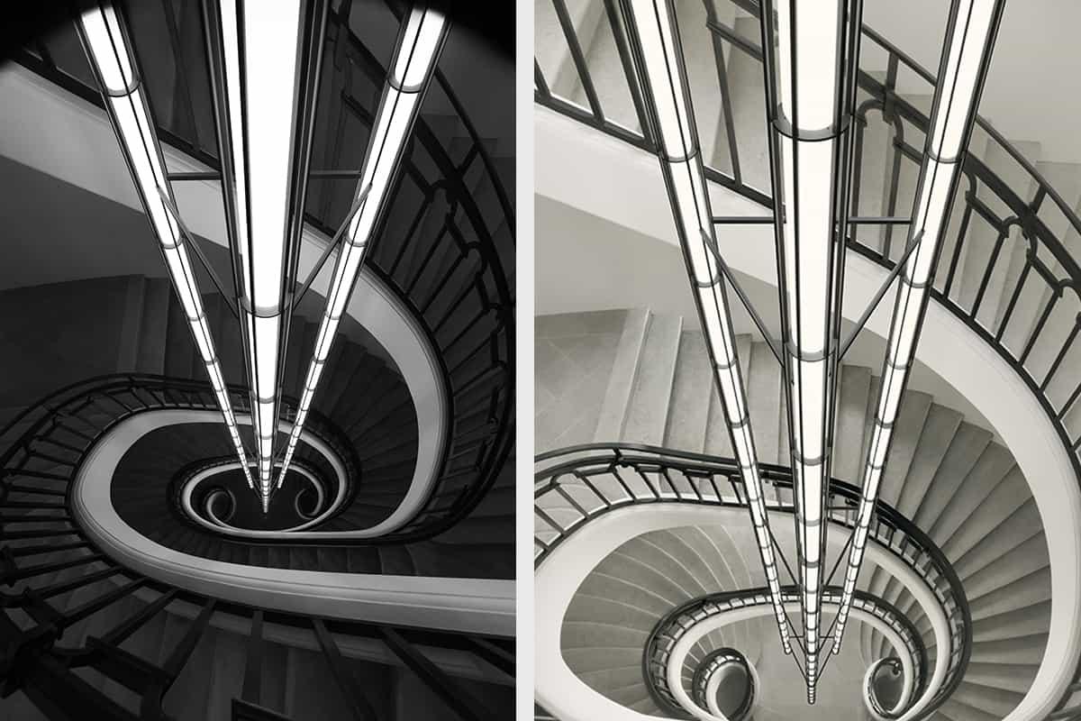 03 Making Of Light Monumentale Verticale Ronan And Erwan Bouroullec Vertical Ligh Ph Tommaso Sartori