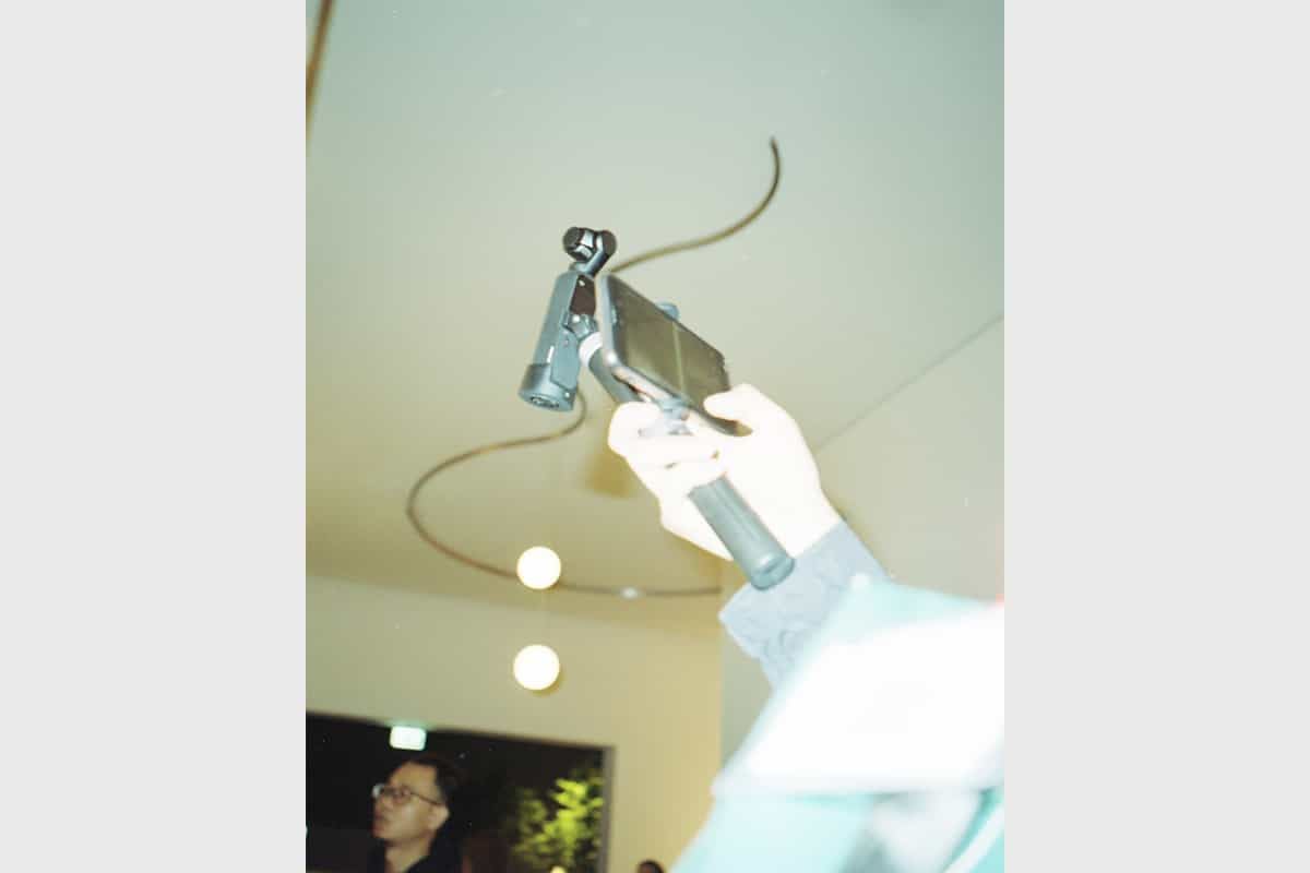 10 Making Of Light Canone Inverso Caizzi You Are Beautiful Flos Salonedelmobile 10