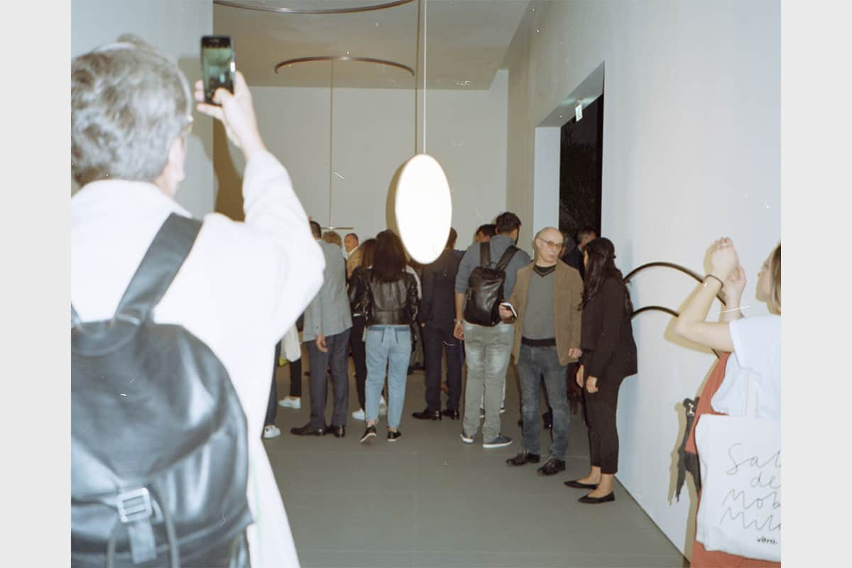 11 Making Of Light Canone Inverso Caizzi You Are Beautiful Flos Salonedelmobile 6
