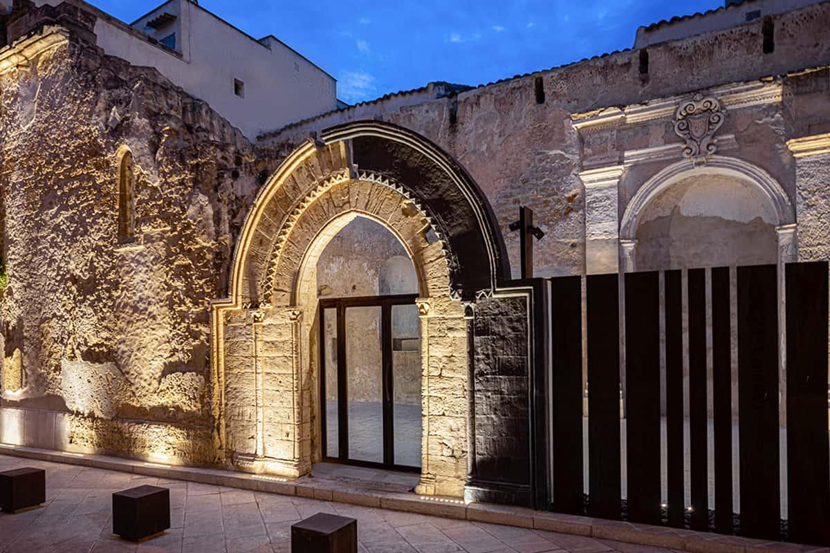 02 Making Of Light L'architettura Si Trasforma Marsala Exchiesasangiovannello 04 (1)