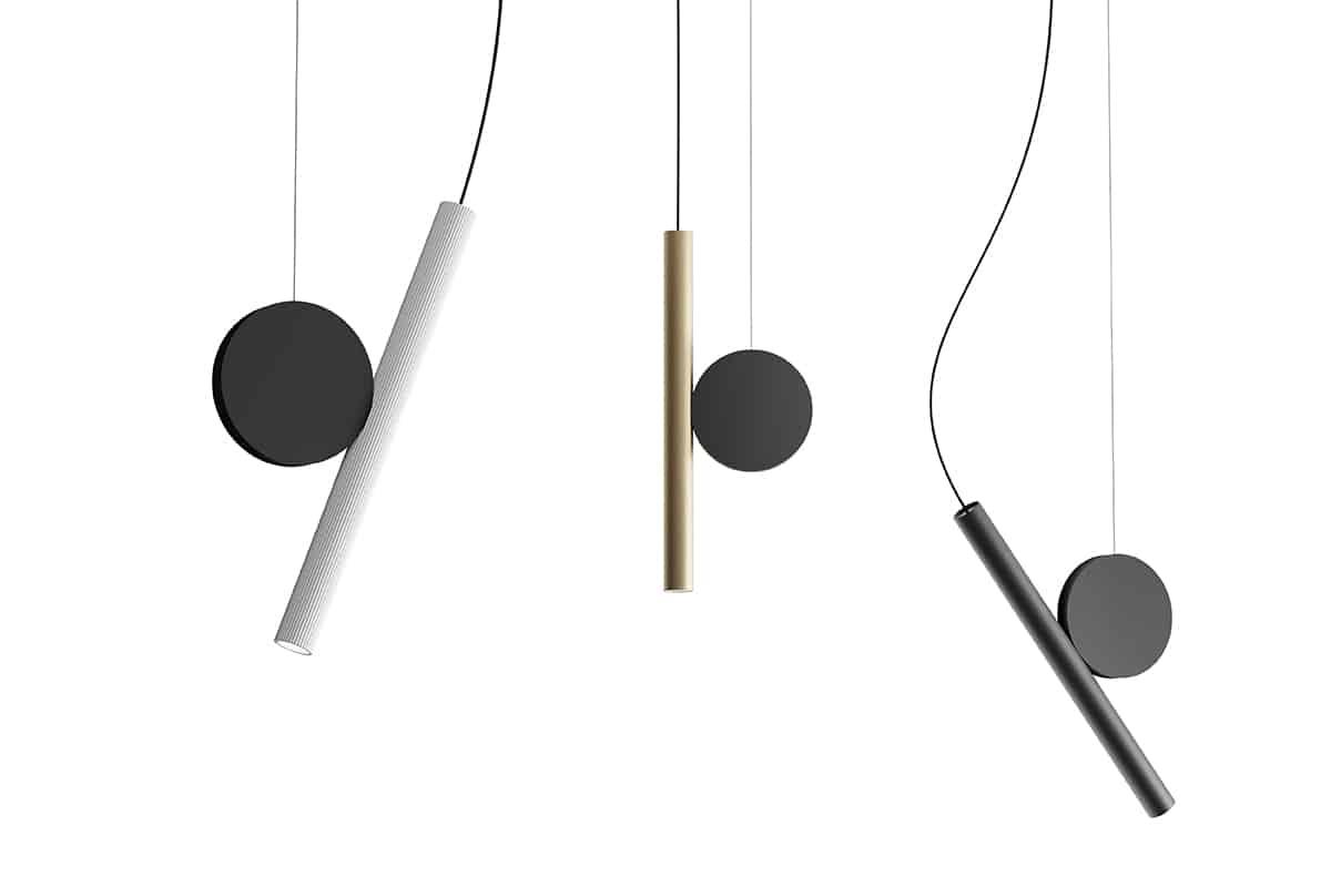 02 Making Of Light Milano E L'onda Lunga Del Design Luceplan Doi Sospensione Composizione