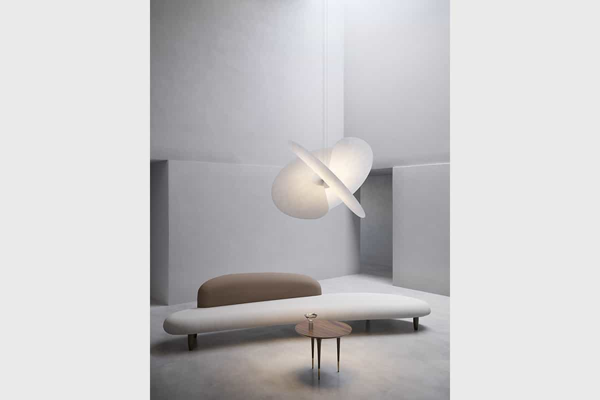 03 Making Of Light Milano E L'onda Lunga Del Design Luceplan Levante Living