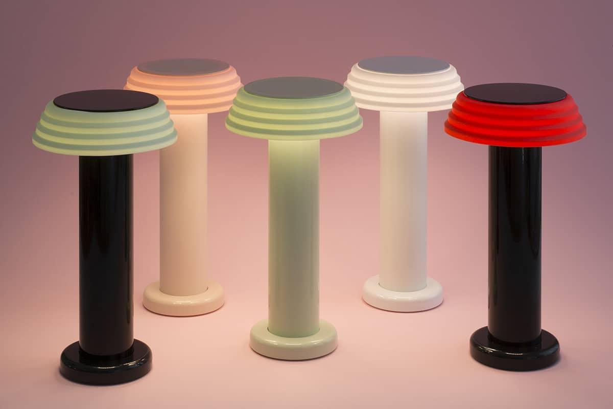 13 Making Of Light Milano E L'onda Lunga Del Design Sowdenlight Shades Batterylamp 02 Ph.credits Alice Fiorilli