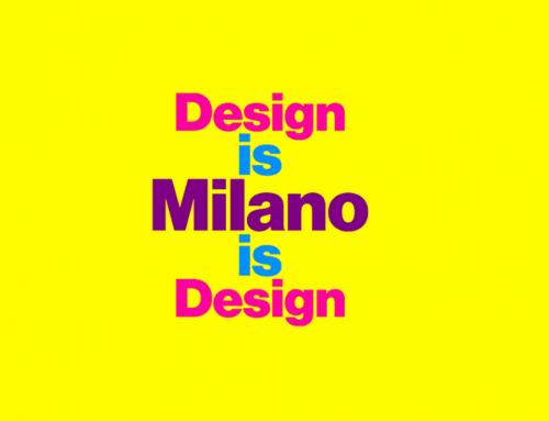 Milano e l'onda lunga del design